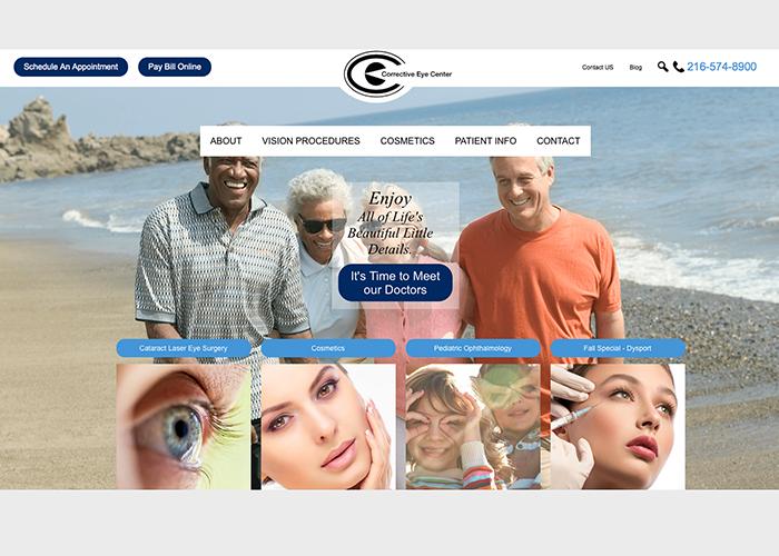 Corrective Eye Center